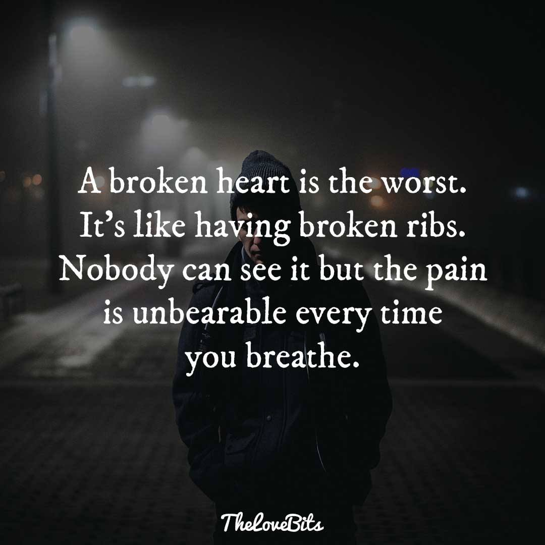 Sad Quotes About Love: Broken-heart-quotes-21