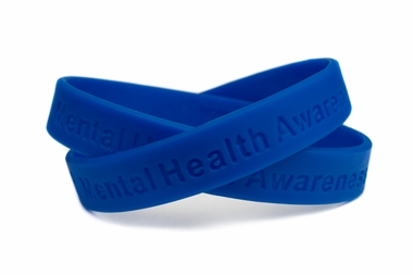 mental-health-awareness-blue-rubber-bracelet-wristband-adult-8-18