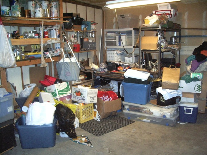 Storage-Messy